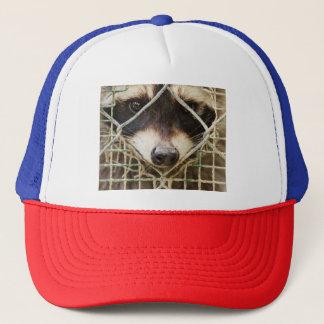 RACCON TRUCKER HAT