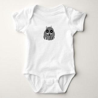 Raccoon Baby Baby Bodysuit