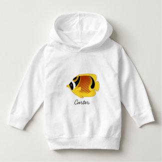 Raccoon Butterflyfish Hoodie