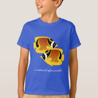Raccoon Butterflyfish T-Shirt