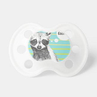 Raccoon_Cookies_113323534.ai Pacifier