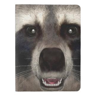 Raccoon Extra Large Moleskine Notebook