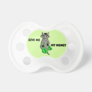 Raccoon - Give Me Money Dummy