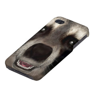 Raccoon iPhone 4 Cover