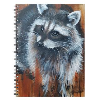 Raccoon Notebook