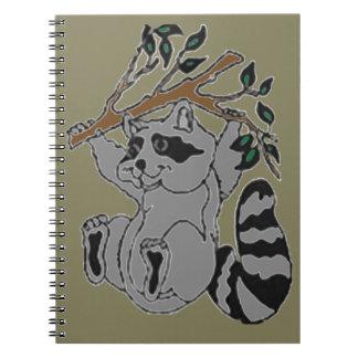 Raccoon Notebooks