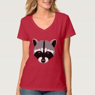 Raccoon with Sad Eyes T-Shirt