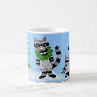 Raccoons- Bah Humbug... Coffee Mug