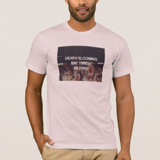 Raccoons Death Trash Remix T-Shirt