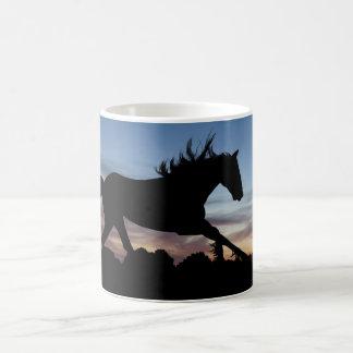 Race Against The Night Coffee Mug