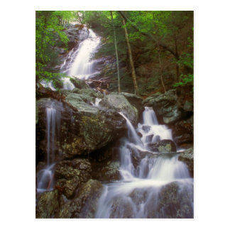 Race Brook Falls Mount Everett Postcard