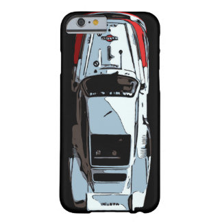 RACE CAR -#1 Above Barely There iPhone 6 Case