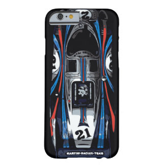 RACE CAR - #21 BARELY THERE iPhone 6 CASE