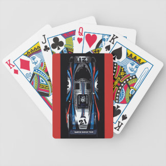 RACE CAR - #21 BICYCLE PLAYING CARDS