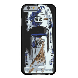 RACE CAR - #25 BARELY THERE iPhone 6 CASE