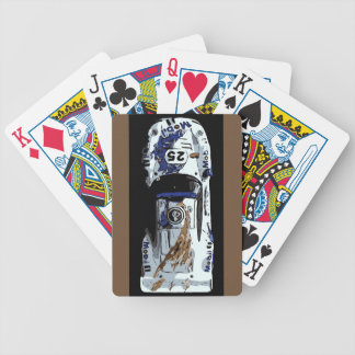 RACE CAR - #25 BICYCLE PLAYING CARDS