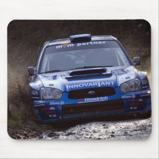 Race Car 2 Mouse Pad