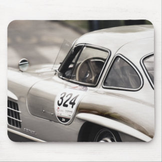 Race Car 3 Mouse Pad