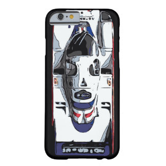 RACE CAR - BELL BARELY THERE iPhone 6 CASE