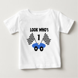 Race Car Birthday Baby T-Shirt