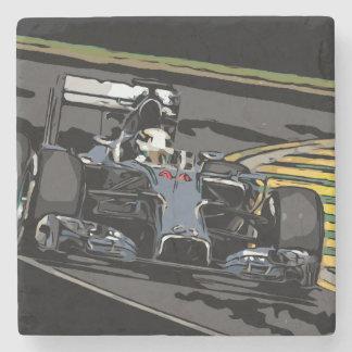 RACE CAR - BORN TO RACE STONE COASTER
