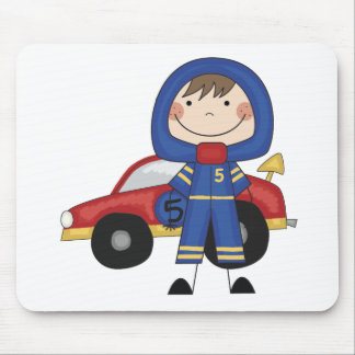 Race Car - Boy Tshirts and Gifts Mouse Pad