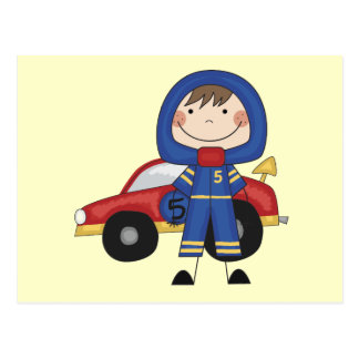 Race Car - Boy Tshirts and Gifts Postcard