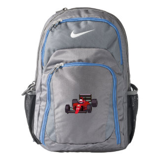Race Car Custom Nike Performance Backpack