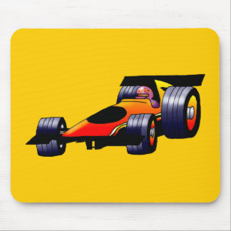 Race Car Mouse Pad