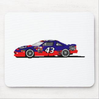 Race Car Mouse Pad