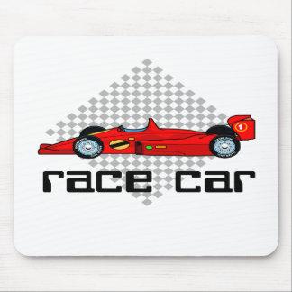 race car mousepads