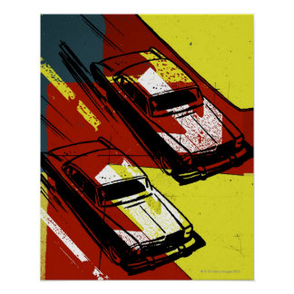 Race Cars Posters