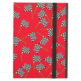 Race Flags by The Happy Juul Company Case For iPad Air