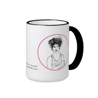 Race for The Cure Coffee Mug