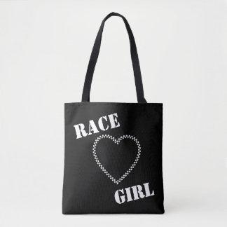 Race Girl Tote