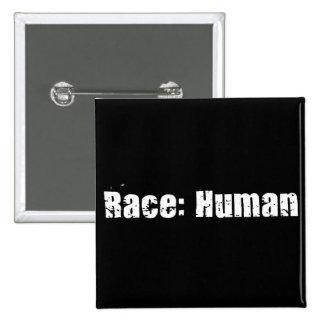 Race Human Pins