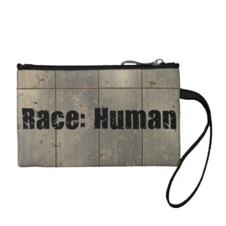 Race: Human Coin Wallets