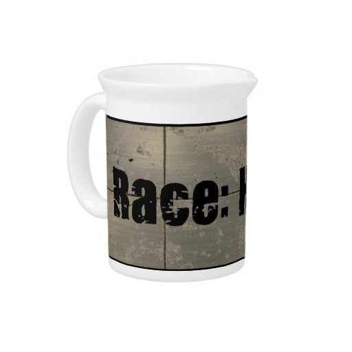 Race: Human Drink Pitchers