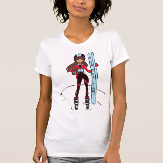 Race Like a Girl T-Shirt