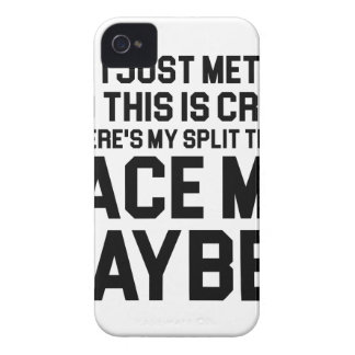 Race Me Maybe iPhone 4 Cover