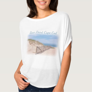 Race Point Beach on Cape Cod T-Shirt