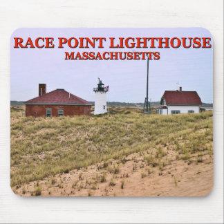 Race Point Lighthouse, Massachusetts Mousepad