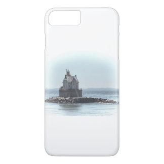 Race Rock Lighthouse - In A Lighter Tone iPhone 8 Plus/7 Plus Case