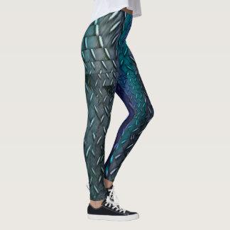 Race stripe leggings