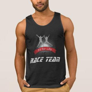 Race Team Tank-top Singlet