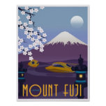 Race to Mount Fuji in your flying car! Print