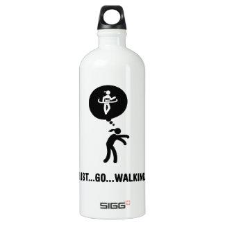 Race Walking Water Bottle