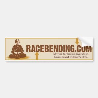 racebending.com bumper sticker
