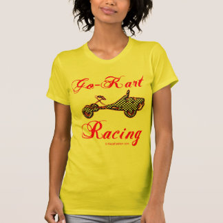 RaceFashion.com Go Kart Racing T-Shirt