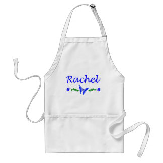 Rachel (Blue Butterfly) Standard Apron